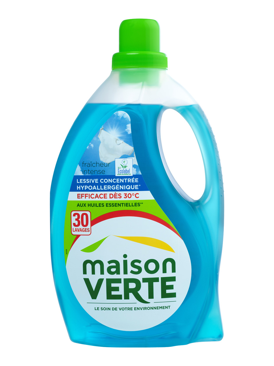 Maison verte swania - Maison verte lessive ...