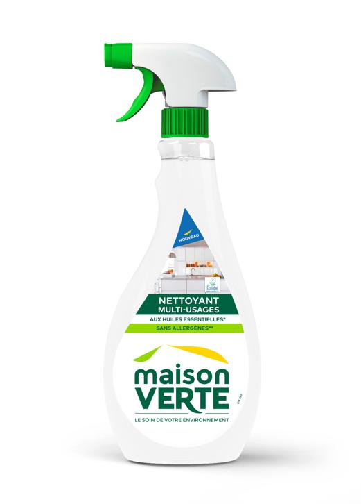 spray blanc